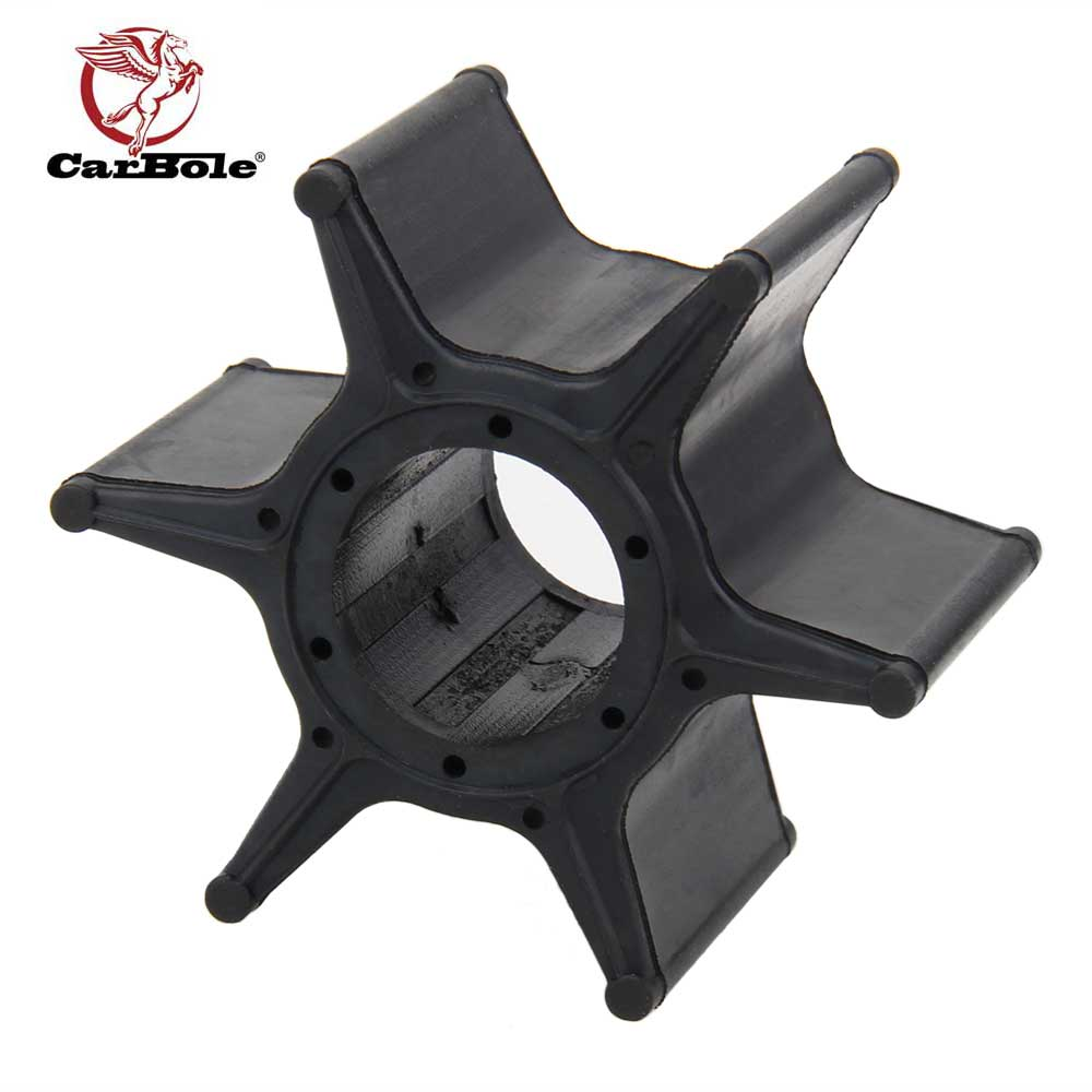 CARBOLE For Yamaha Outboard Impeller 67F-44352-00-00 F75 F90 2003 & Up, F80 F100 1999 - 2003 Outboard Motor