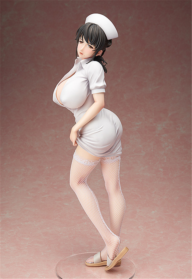 42cm hospital for death Mami Akahane Nurse action figure Sexy Girls 1/4 PVC Collection Model Toy Figurine For Adult Gifts|Action & Toy Figures|   - AliExpress