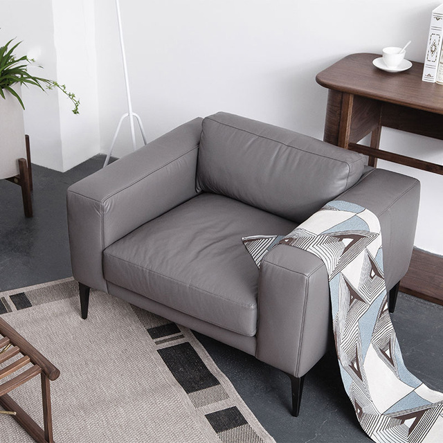 Foshan Italian Minimalist Modern Sofa  4
