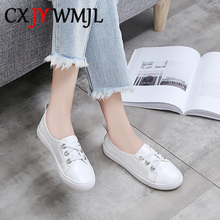 Women's Genuine Leather Sneakers Women Casual Fashionable Sneaker Comfortable Vulcanized Shoes Woman Summer Flat Shoe Breathable
