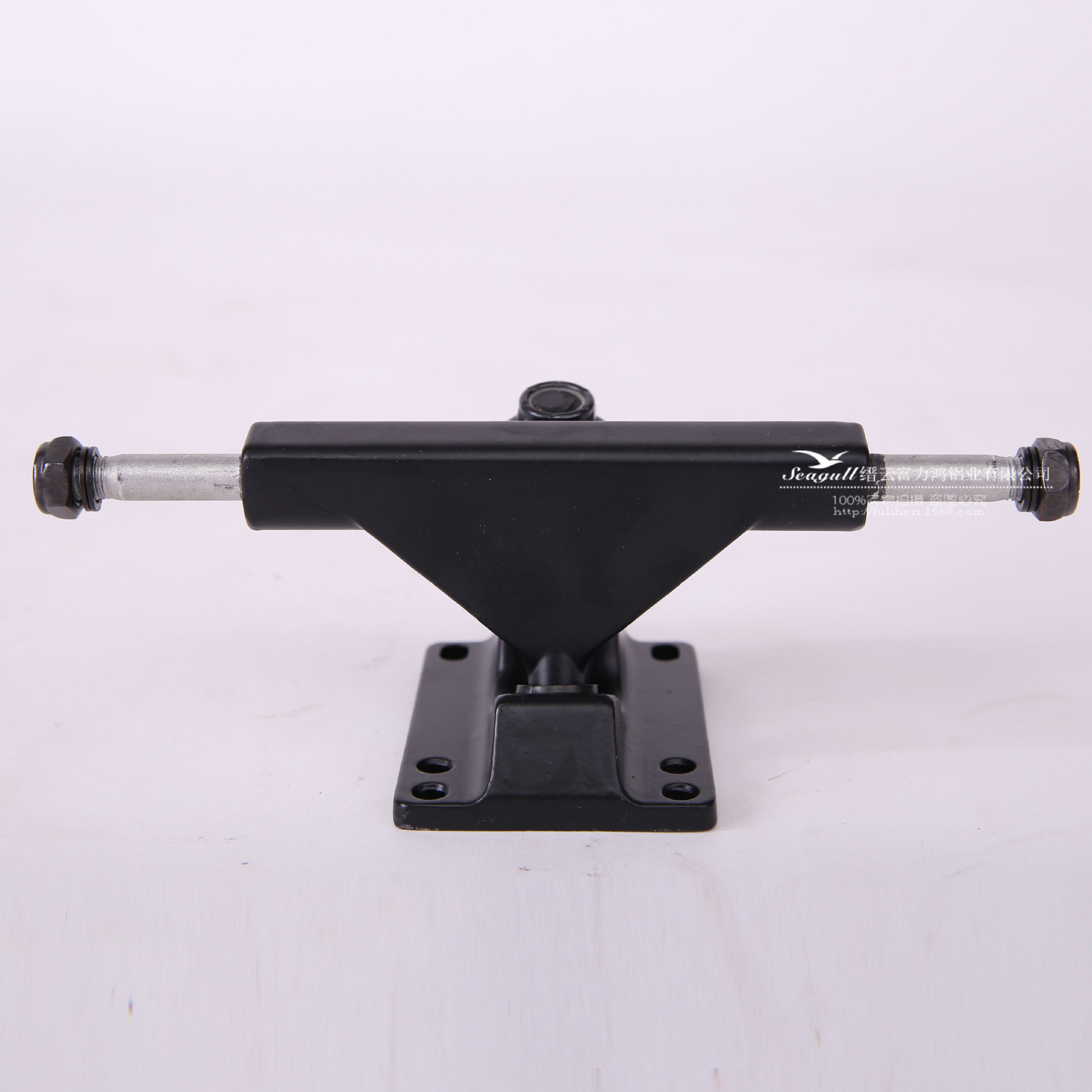Fish Skateboard/Seagulls Aluminum Bracket/Tray/Skateboard Holder/4.0 Inch 170-1 Holder (-Spray Color)