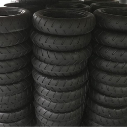 Llanta para xiaomi mijia M365 Scooter Eléctrico neumáticos sólidos ruedas gruesas hueca amortiguación neumáticos exteriores para M365 Pro
