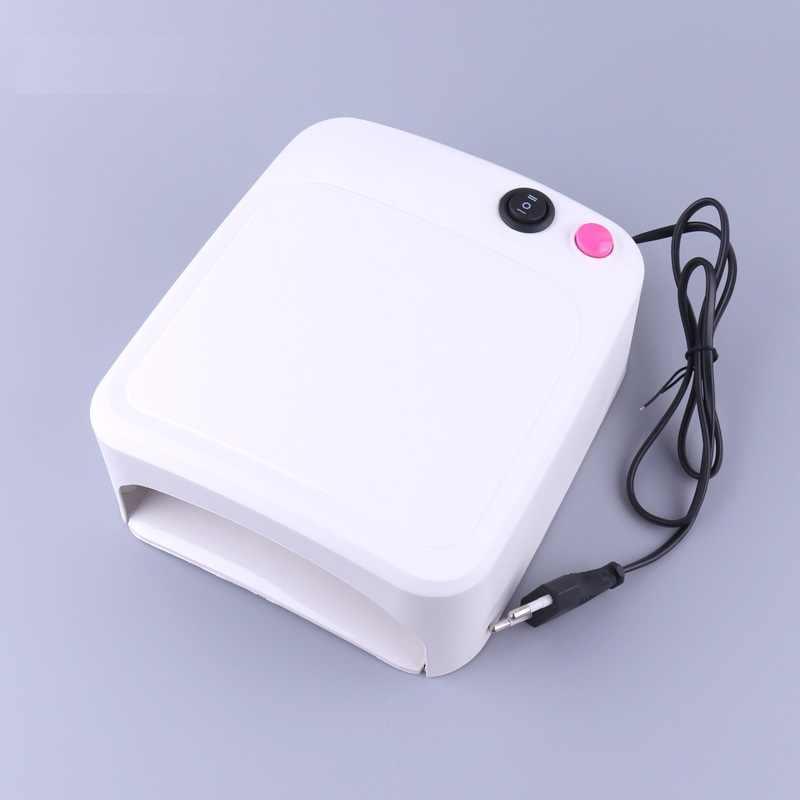 220V 50Hz DIY ضوء درج نوع مجفف يعمل بالأشعة فوق البنفسجية الايبوكسي علاج آلة قفاز مسمار جودة متعددة الوظائف 2019NEW الفن اليدوي التبعي