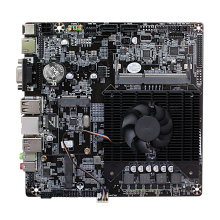 Ultra-thin Mini itx Motherboard Built in CPU A8 6