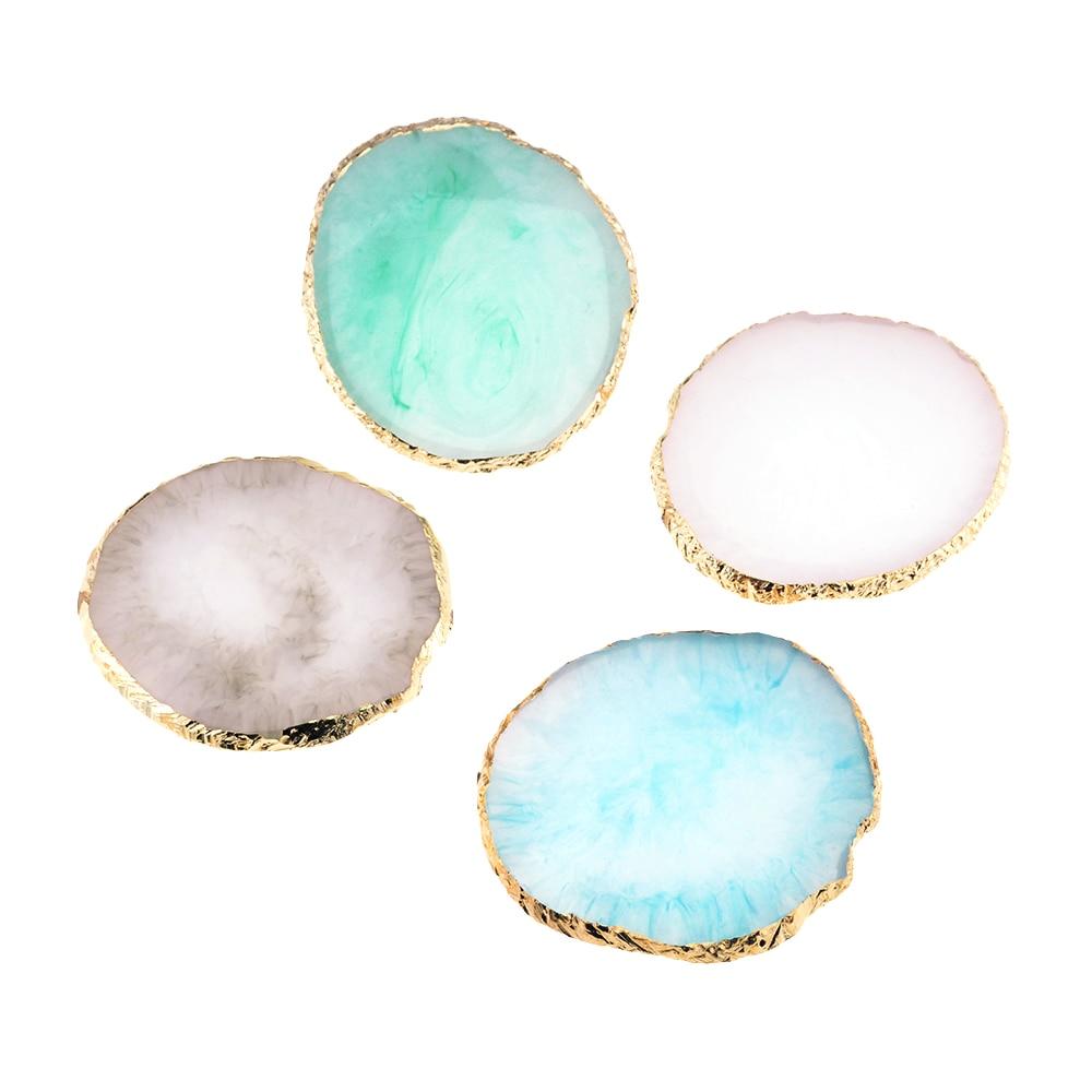 Полимерный лоток для хранения окрашенных ювелирных изделий, демонстрационная панель для ожерелий, колец, серег, креативный декоративный бокс для хранения-3