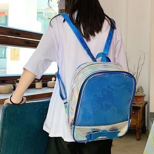 Image 3 - Sale 2020 New Ita Bag 여성용 Clear Backpack 여성용 투명 배낭 Lovely Teenage Girls 배낭 Lolita Bag Ita Bag