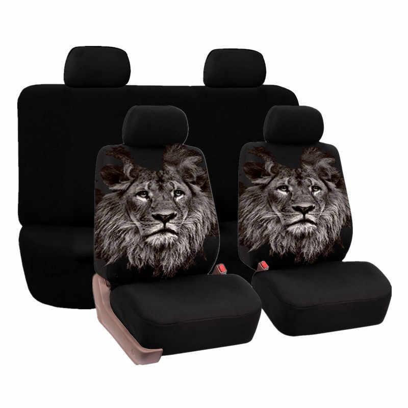 Evrensel araba koltuğu kapakları iç aksesuarları hyundai solaris için vw polo skoda octavia 2 ford fiesta bmw x5 e70 golf 5 Peugeot