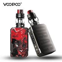 Original VOOPOO Drag Mini Platinum Kit 4400mAh Battery Electronic Cigarette 117W Vape Mod 5ML Uforce Tank T2 Vaporizer Vaper Kit