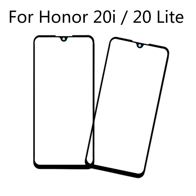 Touch Screeen For Huawei Honor 20i 10i / Honor 20 Lite Touchscreen Panel LCD Display Outer Glass Replacement Spare Parts