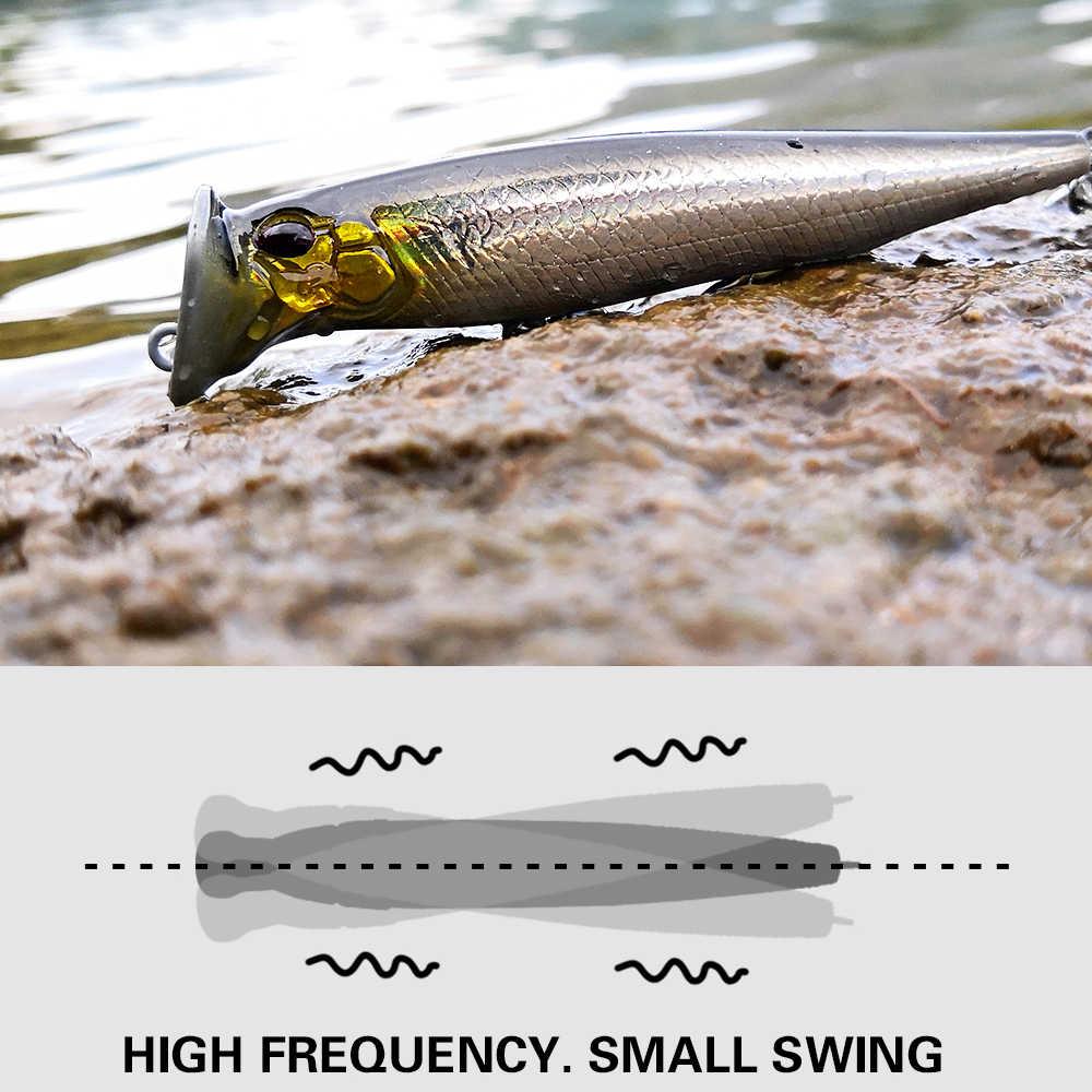 2020 新ROCKET-90Sシンクワブラーミノー 19.8 グラム/15 グラムwobblersためジャークベイト人工ルアータックル低音パイク魚