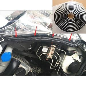 Image 3 - 4M בוטיל גומי דבק איטום פנס Retrofit Reseal Hid פנסי טאיליט מגן דבק קלטות לרכב דלת עמיד למים סרט