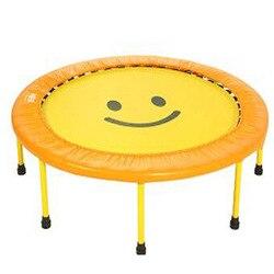 40 Cal trampolina dla dzieci  Mini trampolina dla dzieci z wyściełaną osłoną  trampolina dla dzieci ćwiczenia i zabawy|Trampoliny|   -