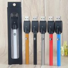 Battery-Mod Thread Cartridge Oil-Atomizer Vape-Wax-Thick Electronic-Cigarette for Pen-Kit