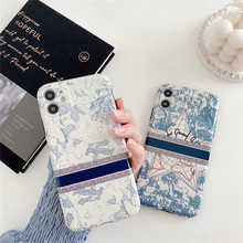 Luxury fashion brand Dor phone case for iPhone