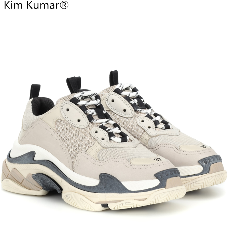 Europe Station Classic Dad Shoes Thick Sneakers Are Deeply Loved By People In The Industry And Sports Shoes Enthusiasts. This Be
