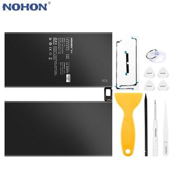 Batería NOHON para iPad Pro 12,9 pulgadas A1577 A1652 A1584 batería de repuesto de batería Tablet 10307mAh de alta capacidad con herramientas gratuitas