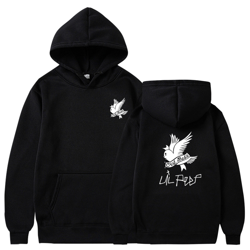 Lil Peep Hoodies Men Sweatshirts Pullover male/Women sudaderas cry baby print Hoodies Streetwear Hoodie Fashion Men Tops
