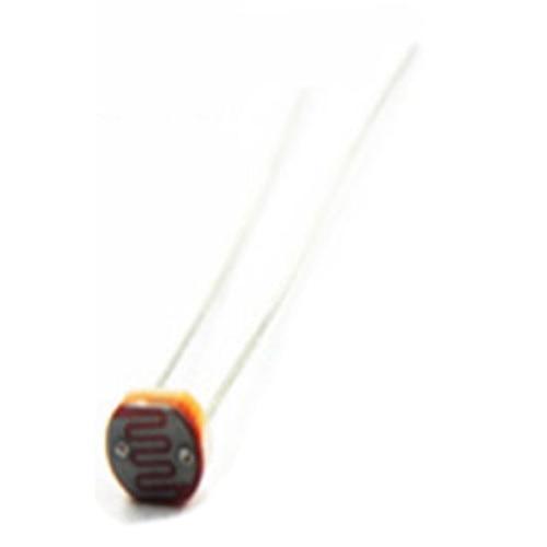 10PCS GL5516 Photoresistor LDR CDS 5mm Light-Dependent Resistor Sensor