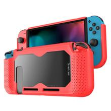 Smatree Hard Protective Case For Nintend Switch Holder Silicon Shell NS Console Handheld Back Cover