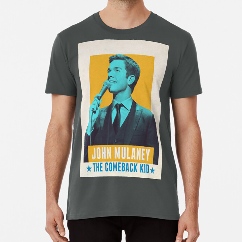 John Mulaney T Shirt John Mulaney The Comeback Kid Stand Up Comedy image