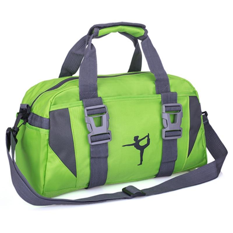 Child Ballet Gym Bag Women Ballet Gymnastic Sports Yoga Dance Bags For Girls Handbag Crossbody Cavans Adult Large Capacity Bag
