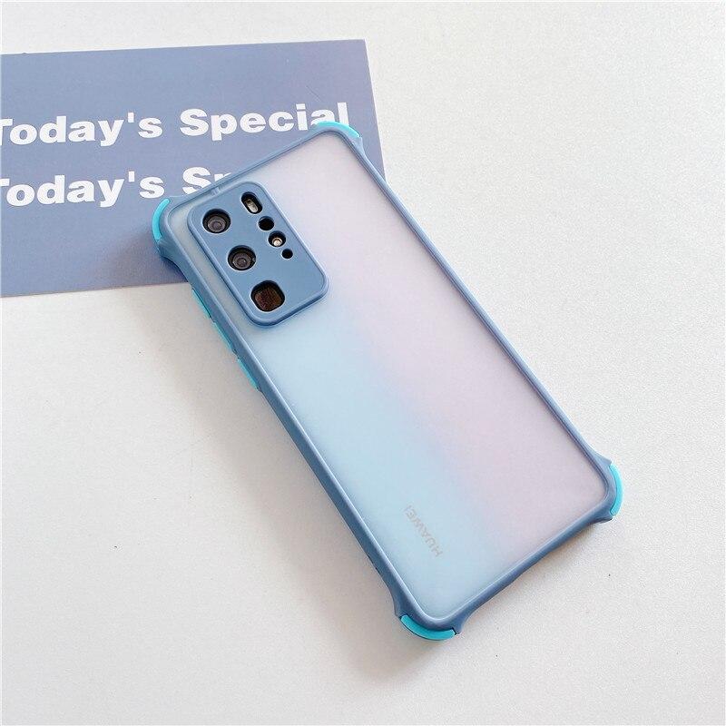 H6ffdd6e7f9f84a7088de0089f80ee970n Capinha celular case Anti queda caso do telefone na para xiaomi poco f2 x2 m2 pro caso redmi 9 9a 9c 8 8a nota 7 8 9 à prova de choque transparente capa de silicone