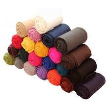 Women 120D Pantyhose Warm Tights Candy Color Pantimedias Plus Size Calzas Multicolour Pantimedias 16 Colors  Pantyhose