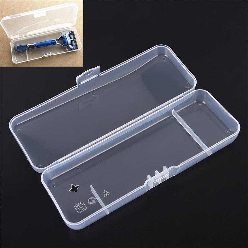 Razor Travel Case Universal Toolholder Manual Shaving Razor Cartridge Box Storage Box High Quality