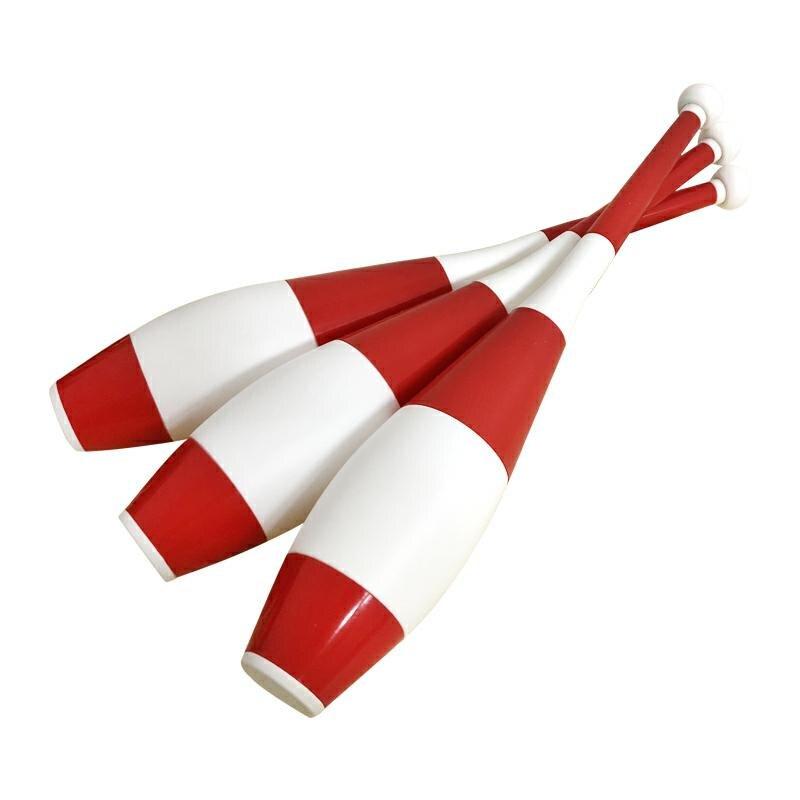 3 шт./компл. Профессиональный клубы жонглирования палочки шпильки на открытом воздухе от начального до Pro уличные детские игрушки для детей, ...