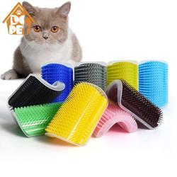 Pet Cat самогрумер для уход за лошадьми инструмент расческа для удаления волос товары собак кошка кисточки волос линять отделка массаж