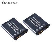 2018 nouveau 2 pièces caméra EL10 40B batterie 3.7V 1800mah li-ion batterie pour OLYMPUS U700 U710 FE230 FE340 FE290 FE360