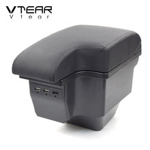 Storage-Box Mg Zs Arm-Rest Interior-Parts-Accessories Center-Console Vtear for Decoration