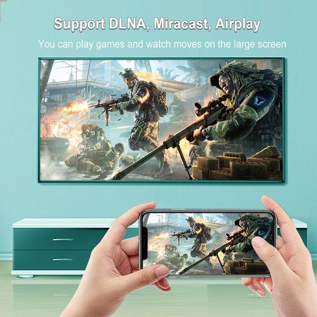 H96 Smart TV Box Android 11 4K Hd Youtube Google Play 5G Wifi Bluetooth Receiver Media Player HDR USB 3.0 4G 32Gb 64Gb Tv Box 4