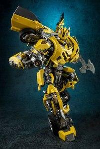 Image 5 - 変換ロボット WJ M03 バトルブレード MPM03 蜂 Warrior MP21 合金アニメアクションフィギュアおもちゃコレクション