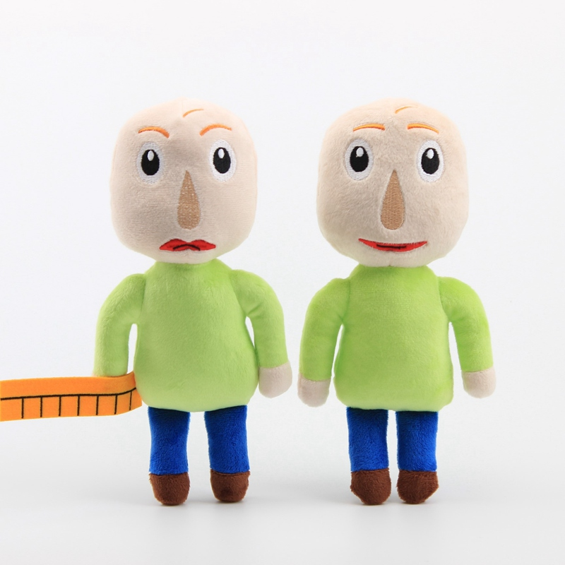 25 Cm 2 Style Baldi's Basics In Education And Learning Stuffed Cartoon Play Time Plush Doll Toys For Kids Gift Birthday Gift