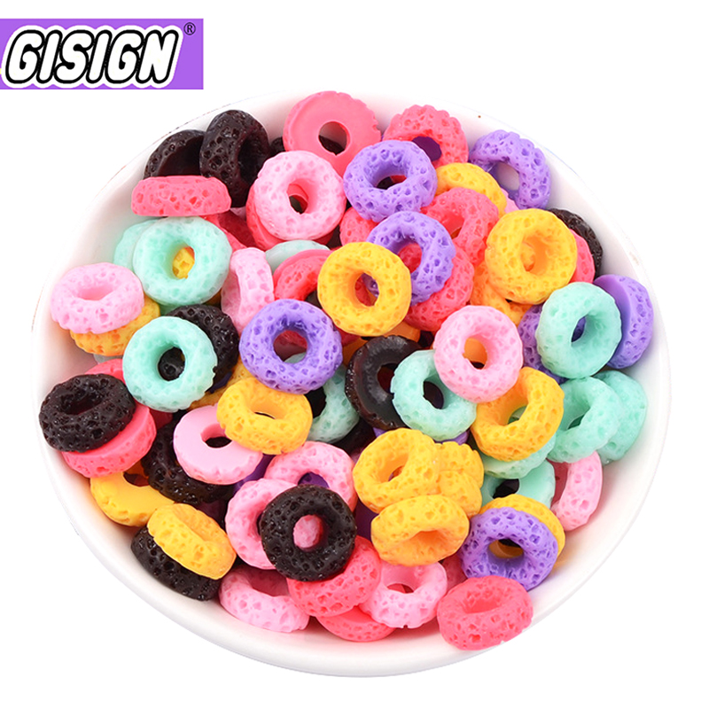 Food Slime Charms Polymer Clay Decor For Slime DIY Filler Addition Accessories Toys Lizun Foam Chunks Kit For Children