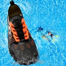 Sports-Shoes Footwear Beach-Surfing Water Men Upstream Diving Nonslip Wading Elastic
