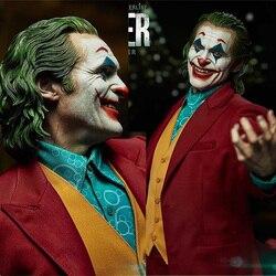 Joker Figure DC Movie клоун мужской Жак Феникс 1/6 шарнирная фигурка кукла модель фигурка игрушка подарок 30 см