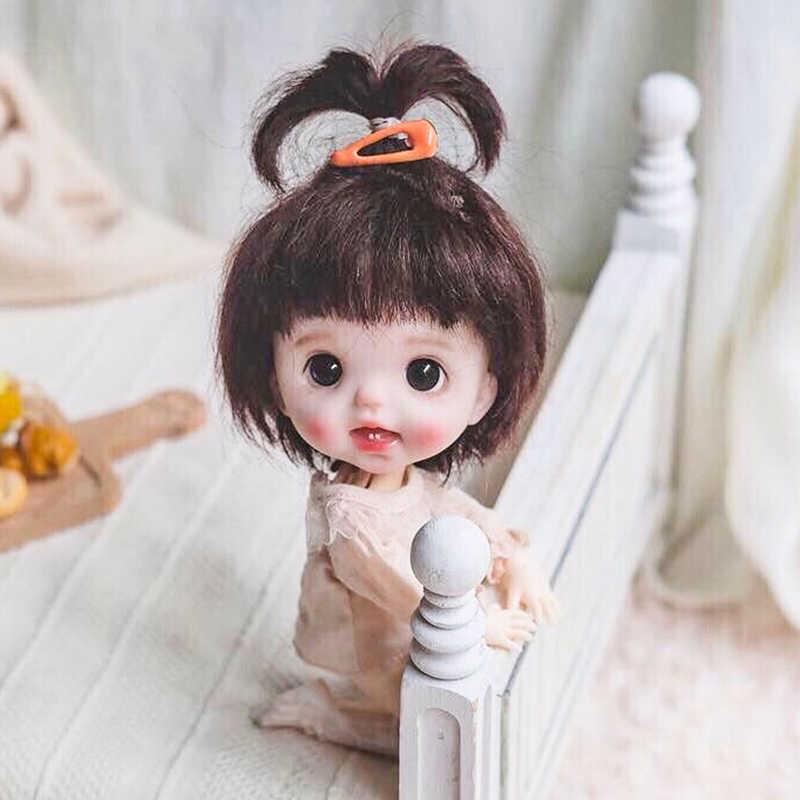 حار 13 المنقولة صوتها 16 سنتيمتر 1/8 Ob11 دمى صغيرة BJD طفل عارية فتاة الجسم موضة دميات لعبة للبنات هدية