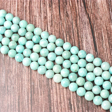 Hot Sale Natural Stone Natural Tianhe Stone Beads 15.5 Pick Size: 4 6 8 10 mm fit Diy Charms Beads Jewelry Making Accessories