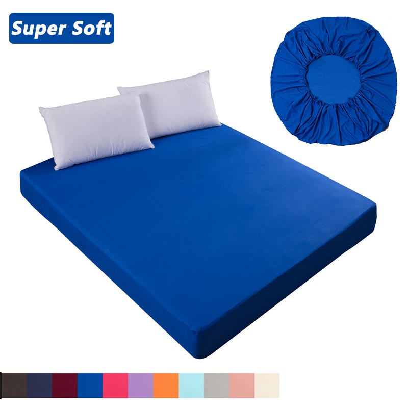 Surper Soft 2021 Fitted Sheets With, Sofa Bed Sheets Queen