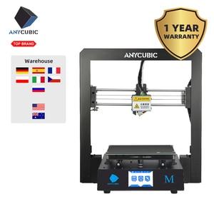Image 5 - Tanie ANYCUBIC 3D drukarki I3 Mega przemysłowe kraty platformy wszystkie metalowe Plus rozmiar Impresora pulpit 3d DIY Kit imprimante