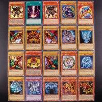 100 個遊戯王アニメ 100 異なる英語カード翼竜ドラゴンの巨大兵士スカイドラゴンフラッシュカード子供のおもちゃギフト