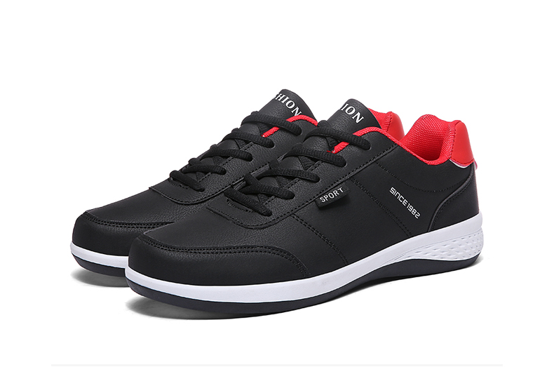 H70028c56486a4cb399c656fd5e29d58f3 - OZERSK Men Sneakers Fashion Men Casual Shoes Leather Breathable Man Shoes Lightweight Male Shoes Adult Tenis Zapatos Krasovki