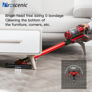 Image 5 - Proscenic I9 22000Pa Rechargeable Handheld Vacuum Cleaner for Home Cyclone Filter Portable Vertical Cordless Vacuum Cleaner