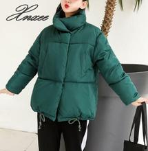 Short cotton clothes 2019 winter new Korean womens loose student bread small jacket thick coat