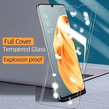 Перейти на Алиэкспресс и купить Закаленное стекло для ZTE Blade V Smart V2020 Vita A3 Prime Avid 579 10, умный чехол, Взрывозащищенная защитная пленка для экрана