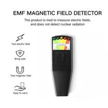 Декодер каналов кабельного телевидения K2 электромагнитного поля EMF гауссовый счетчик призрак детектор для охоты Портативный EMF детектор ма...