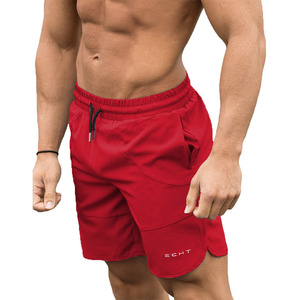 Image 5 - GYMOHYEAH New 2019 Summer Mens Fitness Bodybuilding Breathable Quick Drying Short Gyms Men Casual Joggers Shorts M 2xl Wholesale
