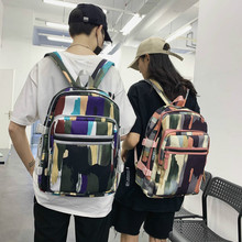 Tie-dye Women Backpacks Large Capacity School Bags for Teenage Girls Student Backpack Fashion Outdoor Travel Bag Female Backpack